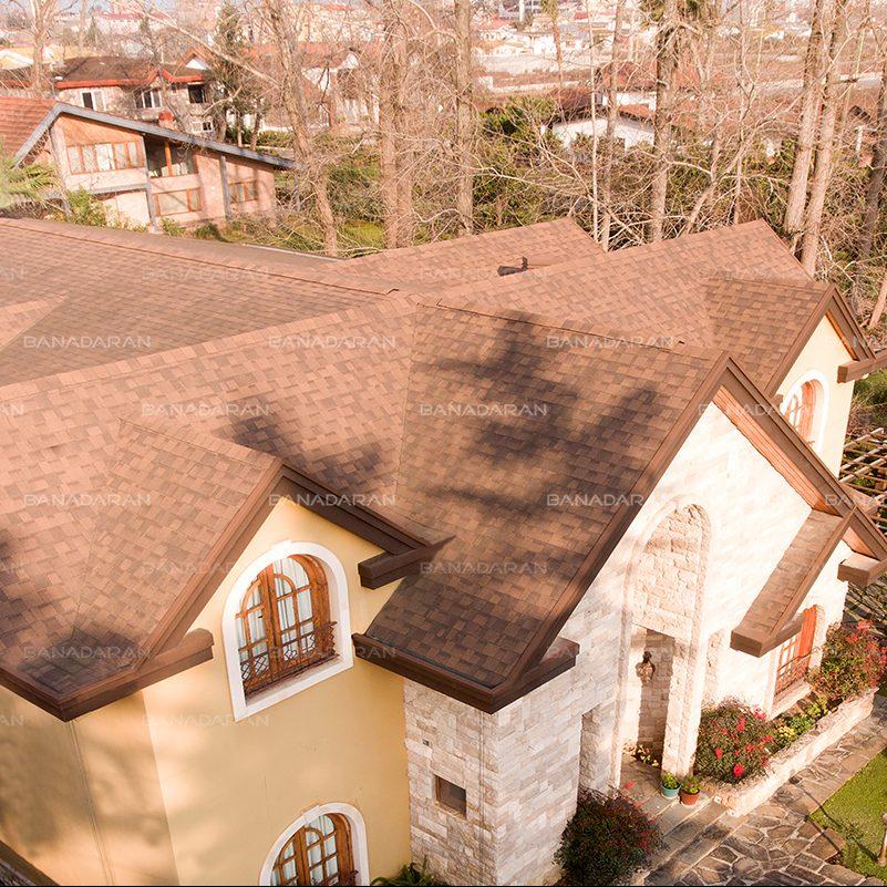 پوشش سقف های شینگل-شینگل-نماینده انحصاری