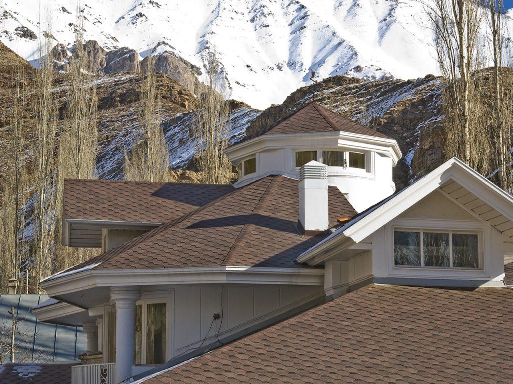 آرمورشیلد-پوشش سقف شیبدار-شینگل