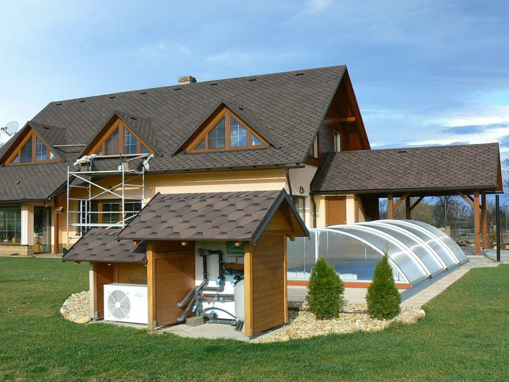 پوشش سقف شیبدار-شینگل-آرمورشیلد-تک لایه پشت چسب دار