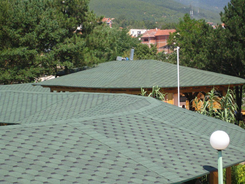 آرمور شیلد پشت چسبدار-شینگل-پوشش سقف شیبدار