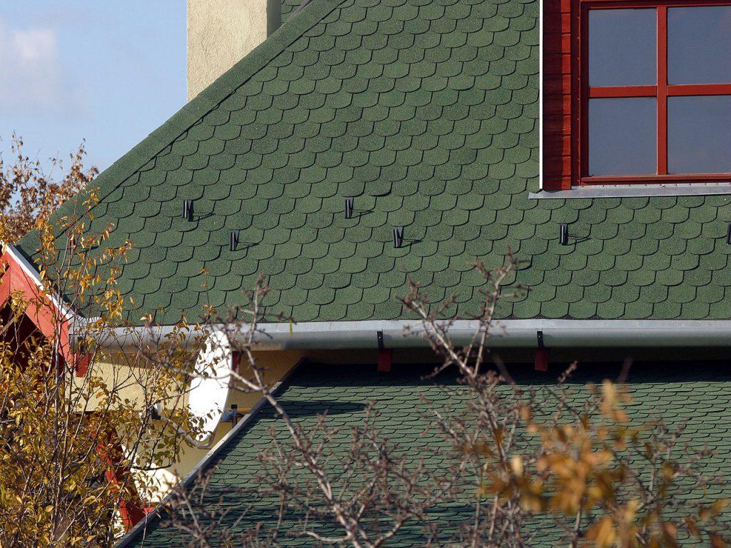 شینگل بیبرشیلد-شینگل-پوشش سقف