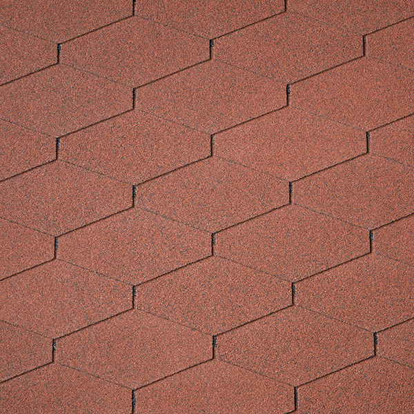 Monarch Diamant - Tile Red 10