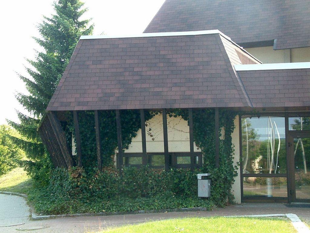 شینگل اکستریم-شینگل-پوشش سقف شیبدار-