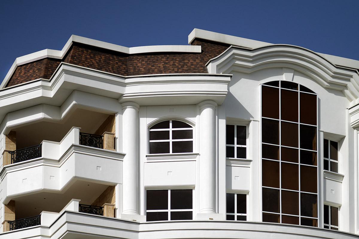 BorjbagheJam Residental Complex