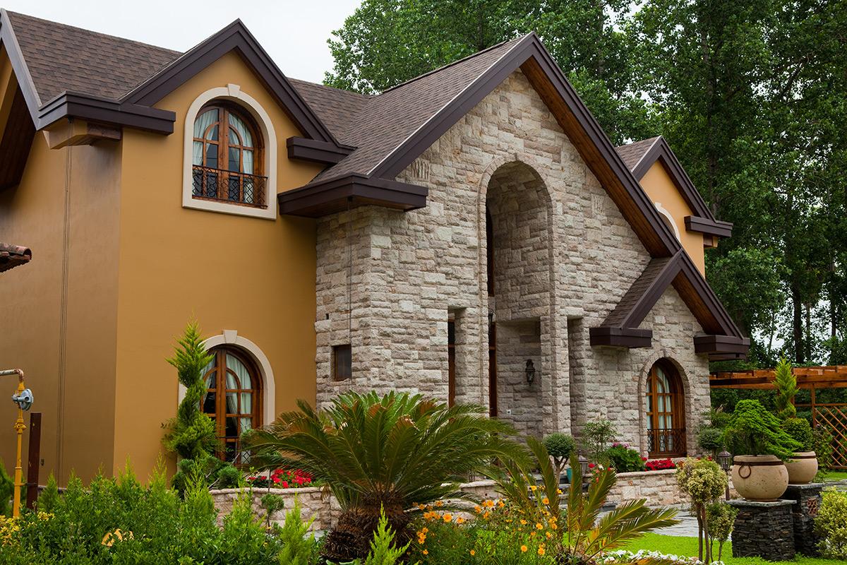 نماینده انحصاری ایکو-شینگل-پوشش سقف-بناداران عصر