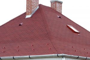 ونت-هواکش-پوشش سقف شیبدار-نصب