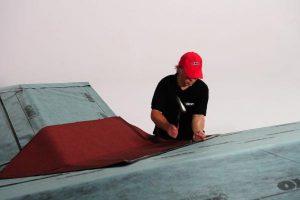 آرمور وَلی و آرمور فیکس-پوشش سقف شیبدار-سقف شیبدار شینگل