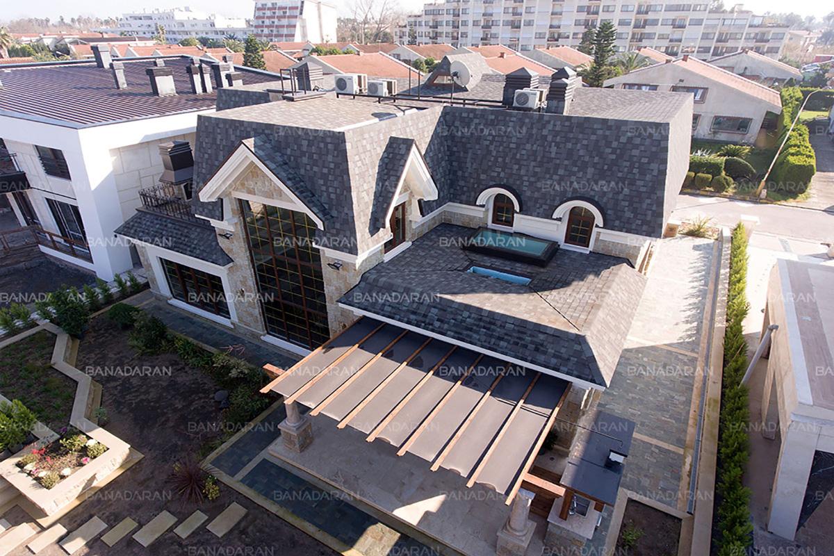 سقف شینگل-شینگل-پوشش سقف