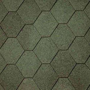 شینگل Superglass Hex - Amazon Green (03)