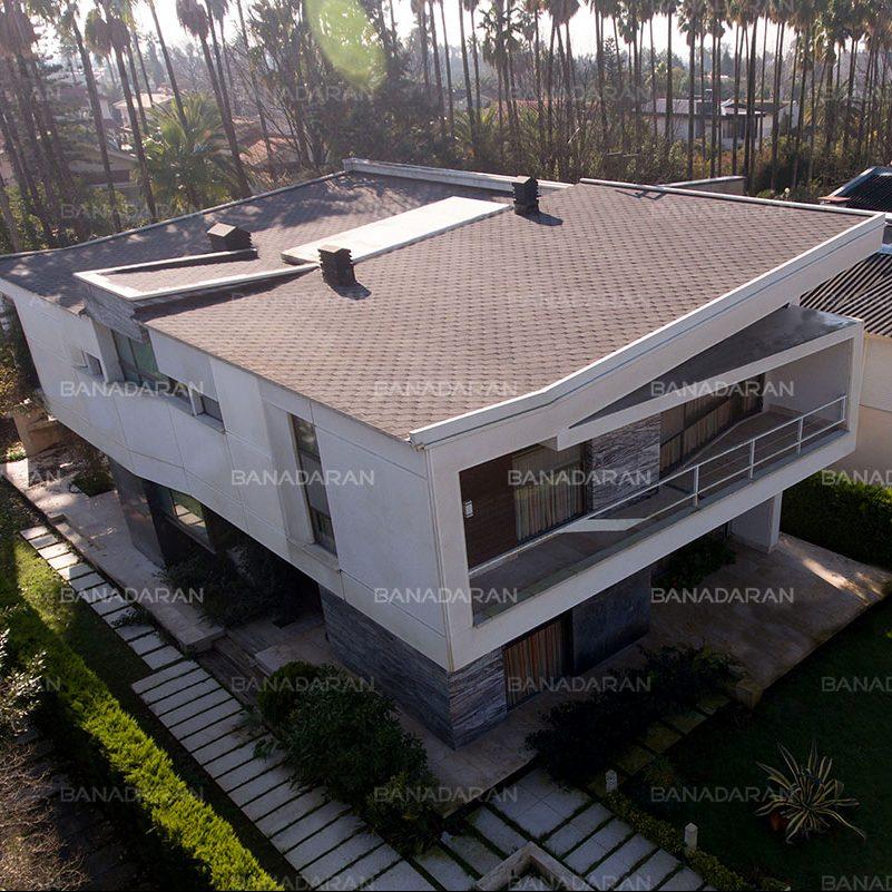 پوشش سقف شیبدارشینگل آرمورشیلد